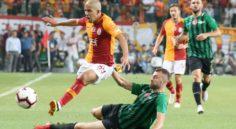 Supercoupe de Turquie 2018 : Galatasaray et Feghouli battus par Akhisarspor