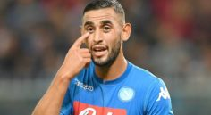 Naples : Ghoulam reprendra le travail collectif dans six semaines
