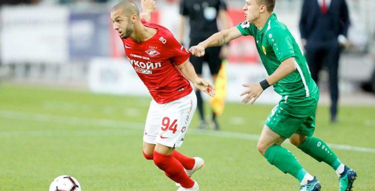 Spartak : Hanni non retenu dans le groupe pour la LDC