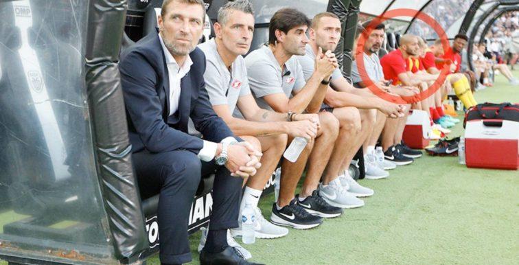 Spartak Moscou : Hanni une fois de plus sur le banc