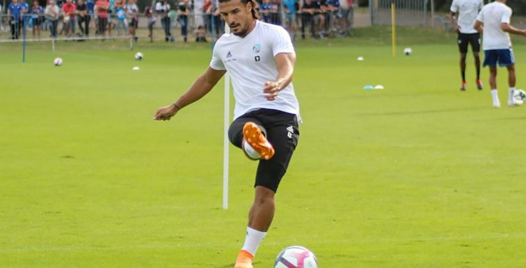 RC Strasbourg : Sâadi opéré avec succès