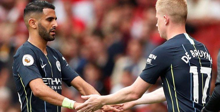 Manchester City : De Bruyne out 3 mois !