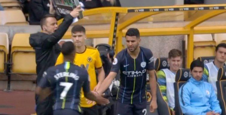 PL : Man City accroché, Mahrez incorporé à la 85′