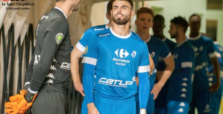 Grenoble : Spano-Rahou capitaine et buteur en Ligue 2