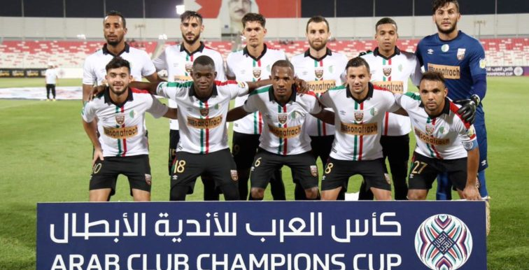 Coupe arabe : le MCA s'impose 2-1 au Bahreïn