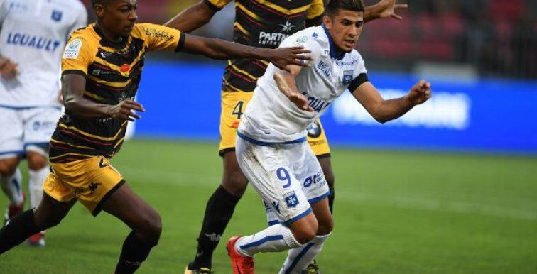 Ligue 2 : Premier doublé pour Yanis Merdji avec Auxerre
