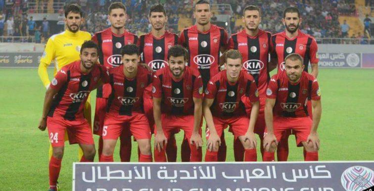 Coupe Arabe : l'USMA s'impose 1-0 en Irak