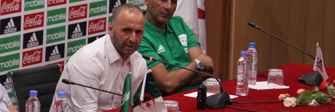 Belmadi-presse algérienne, un passage d'examen réussi !