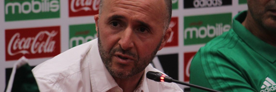 Belmadi : «Je suis peut-être fou, mais je veux gagner la CAN 2019 !»