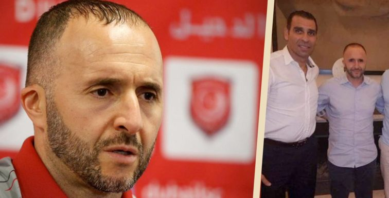 Belmadi : «Je ressens la même fierté que quand j'ai porté la 1ère fois le maillot»