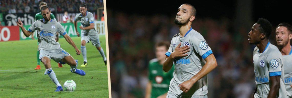 Bentaleb débloque son compteur avec Schalke 04
