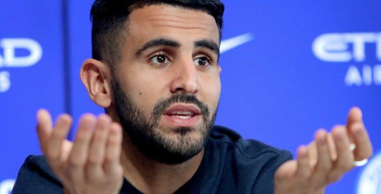 Mahrez positionné à gauche, Guardiola donne des idées à Belmadi