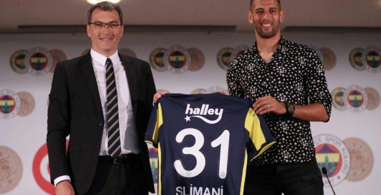 Slimani : «L'ambiance extraordinaire a pesé dans ma décision»