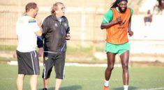 Togo : Claude Leroy dévoile sa liste des 22 avec Adebayor !