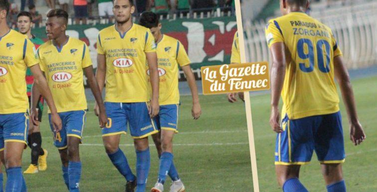 PAC : Zorgane premier joueur né en 2000 à évoluer en Ligue 1
