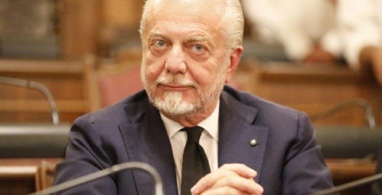 Naples : De Laurentiis revient sur le recrutement d'Adam Ounas