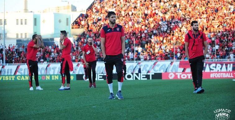Coupe de la CAF : L'USMA éliminée