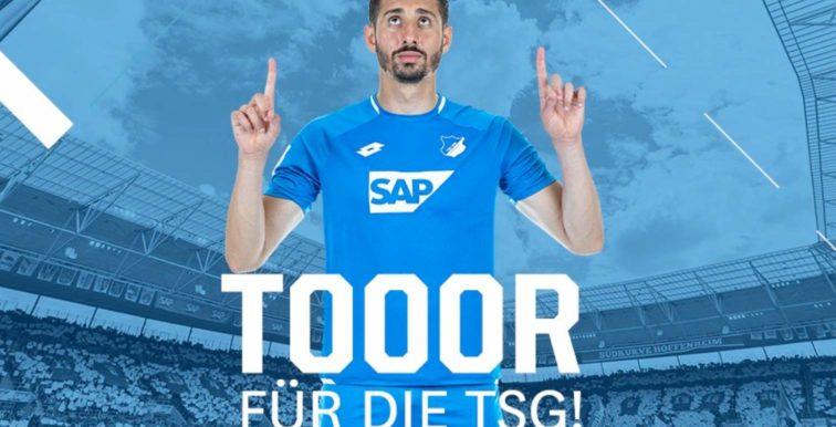 Bundesliga : Belfodil inscrit son premier but avec Hoffenheim
