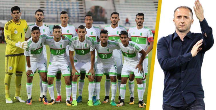 FAF : Belmadi a demandé à coacher aussi l'EN A'