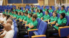 Sélection féminine : Zetchi «rêve» d'une qualification en Coupe du Monde 2019