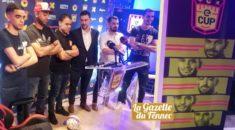 Lancement de la 2ème saison de l'E-Cup avec Slimani, Guedioura & Co !