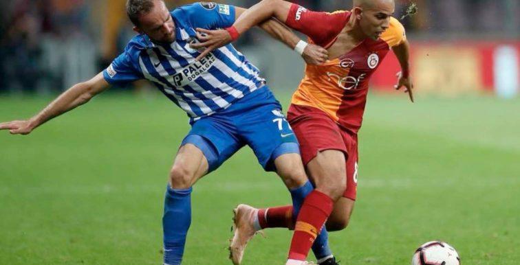 Turquie : Feghouli rejoue titulaire avec Galatasaray