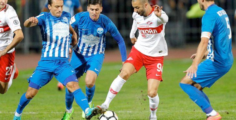 Spartak : Hanni délivre une passe décisive magistrale