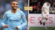 Résultats Foot #6 : Mahrez signe un doublé, Atal impressionne encore