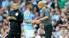 Guardiola : «Je m'excuse pour Mahrez, c'est de ma faute»