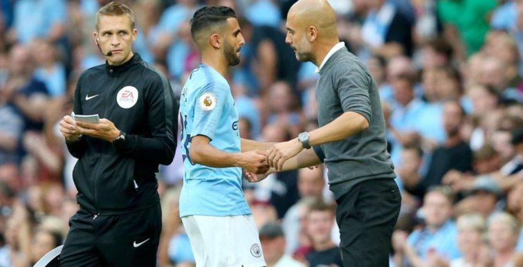 Manchester City : Guardiola rassure pour Mahrez