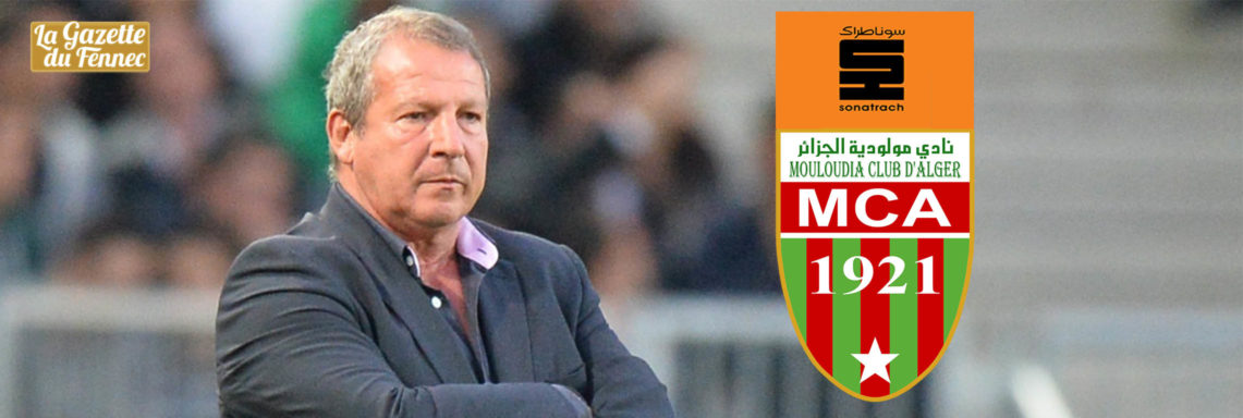MCA : Sonatrach refuse les conditions de Courbis