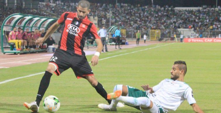 Coupe de la CAF : courte défaite de l'USMA en Égypte