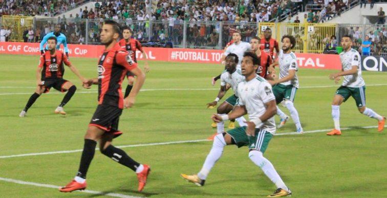 CAF CC : Al Masry SC attendu ce mercredi à Alger