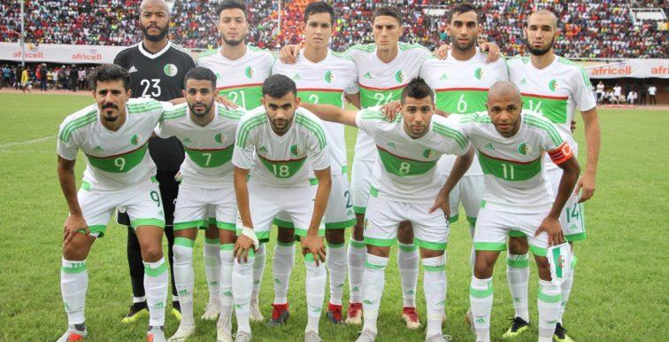 Classement FIFA : L'Algérie perd 3 places