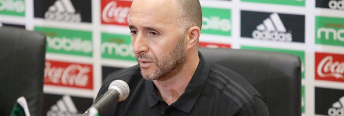 Belmadi plaide coupable