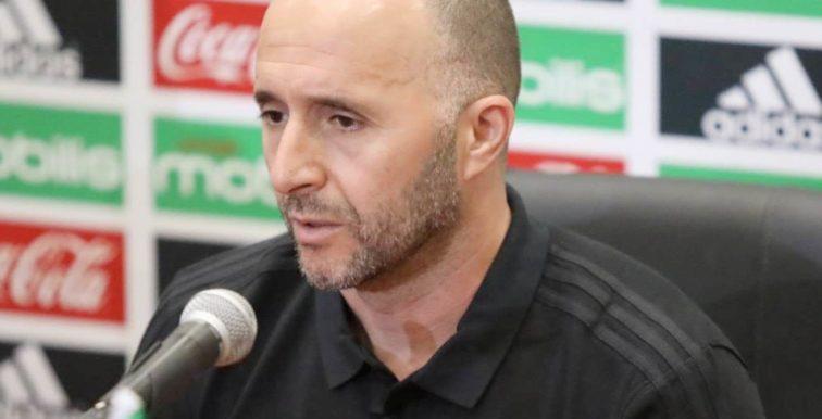 Best-of de la conférence de presse de Djamel Belmadi