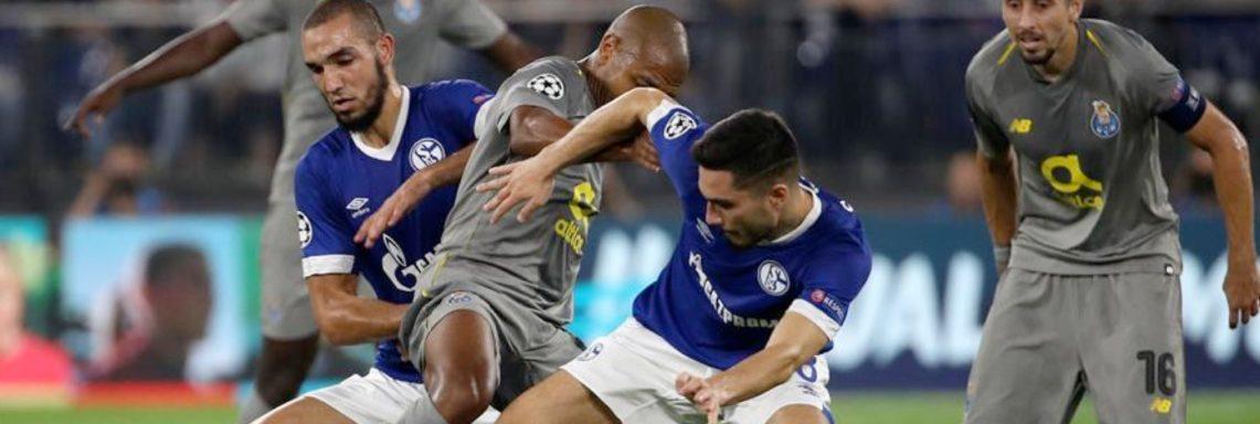 LDC UEFA : Brahimi et Bentaleb se neutralisent (1-1)