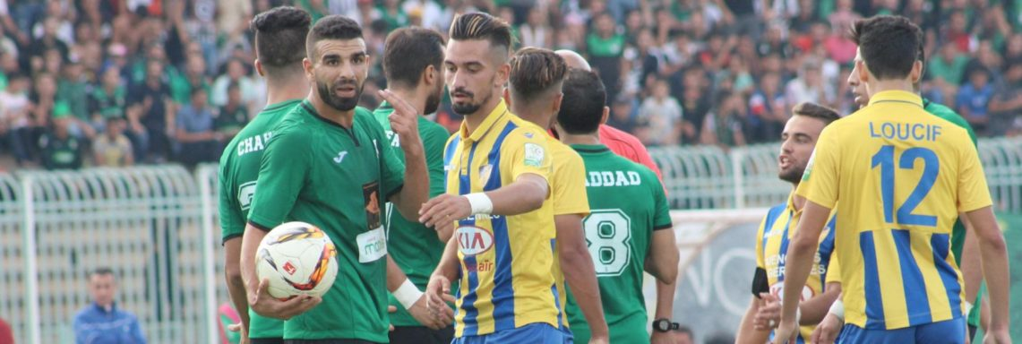 Ligue 1 : Paradou AC – CS Constantine ce jeudi à Alger
