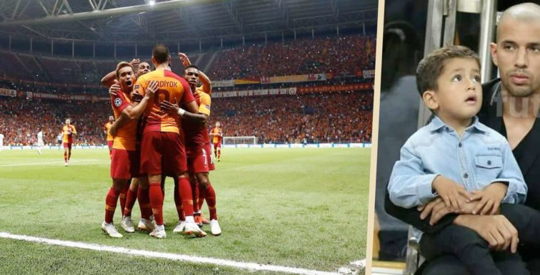 LDC UEFA : Feghouli en tribune face au Lokomotiv Moscou