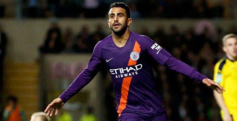 League Cup : But de Riyad Mahrez face à Oxford United