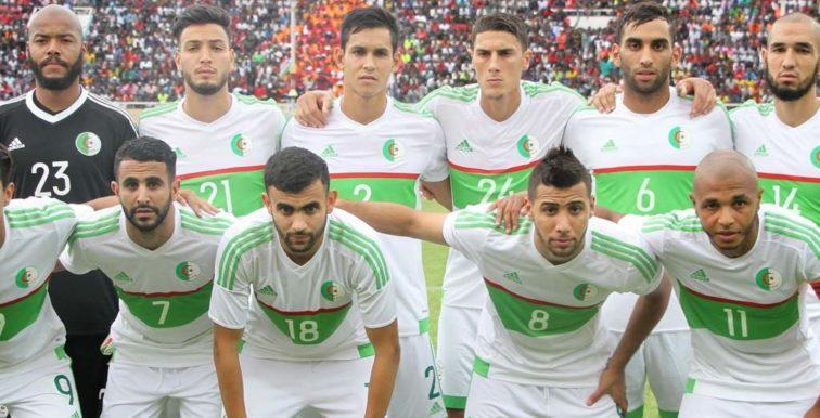 Classement FIFA : L'Algérie recule à la 69ème place !
