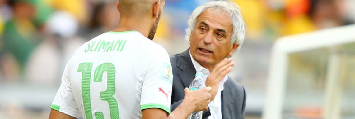 Halilhodzic : «Raouraoua s'est moqué de moi quand j'ai convoqué Slimani»