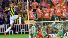 Résultats #4 : Slimani marque son premier but, Mandi héros de Séville