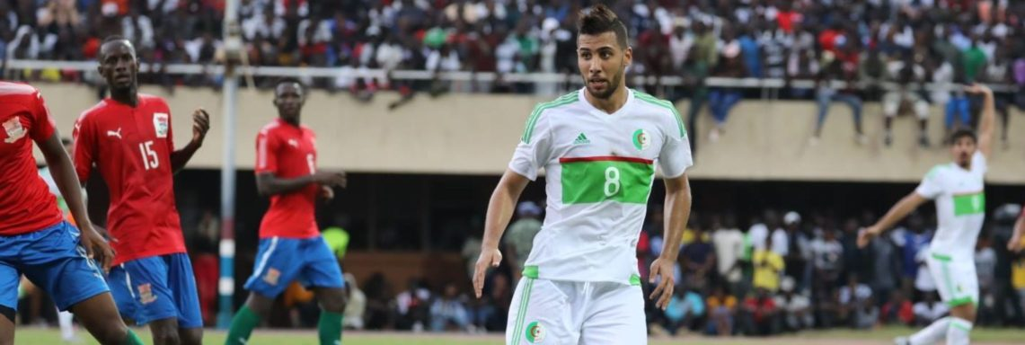 Saphir Taïder : «On va au Togo pour gagner !»