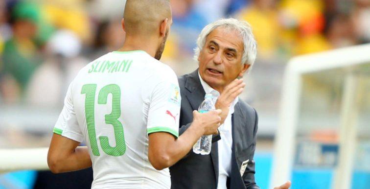 """Halilhodzic : """"Raouraoua s'est moqué de moi quand j'ai convoqué Slimani"""""""