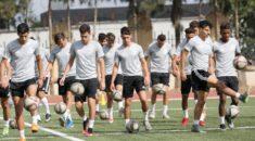 U21 : La sélection boucle un stage de préparation sans match amical