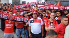 Algérie : les supporteurs de foot, fer de lance de la contestation
