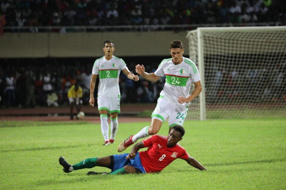 ?Gambie – Algérie (1-1) : le résumé du match en images