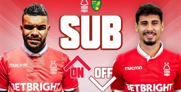 Nottingham Forest : Soudani rejoue