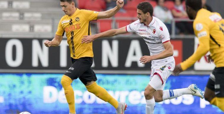 FC Sion : Abdellaoui de retour à la compétition